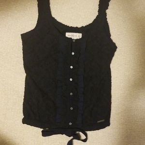 Super cute Navy Abercrombie & Fitch size M